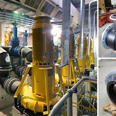 Projekt Abwasser Pumpstation Sanierung